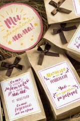 Набор чая с Вашим именем Пожелания маме
