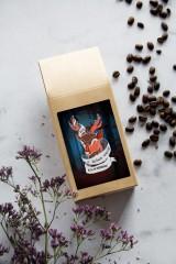 Кофе с Вашим текстом «Олень»