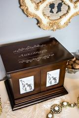 Ящик для 60 фото с вашим текстом Винтажный комод
