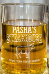 Пивная кружка с вашим текстом SteakHouse