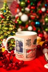 Кружка с вашим текстом Новогоднее письмо