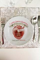 Тарелка декоративная с вашим текстом Место в сердце