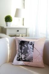 Подушка декоративная с Вашим именем «Inspiration»
