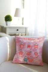 Подушка декоративная с Вашим именем «Почему я люблю тебя»