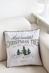 Наволочка с Вашим именем «Лучшая елка»