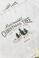 Набор салфеток с Вашим текстом Лучшая елка