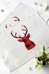 Набор салфеток «Уютный олень»