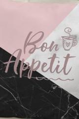 Подушка декоративная Bon appetit