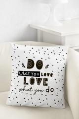 Подушка декоративная Do what you love