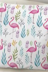 Подушка декоративная Фламинго
