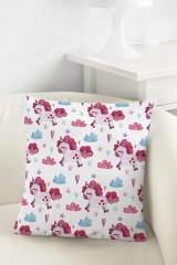 Подушка декоративная Единорожка