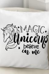 Подушка декоративная Unicorn