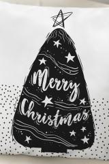 Подушка декоративная Christmas tree