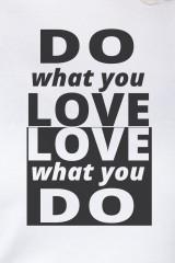 Футболка женская Do what you love