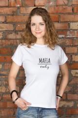 Футболка женская Mafia only