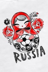 Футболка женская Матрёна