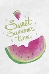 Футболка женская Sweet summer time