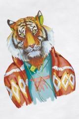 Футболка женская Tiger