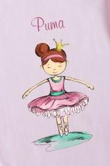 Боди для малыша с вашим текстом Балерина