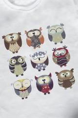 Футболка детская Funny owls