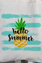 Сумка С надписью Hello Summer