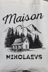 Сумка с Вашим текстом Maison