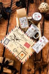 Набор сладостей с Вашим текстом Посылка