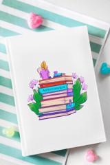 Ежедневник с Вашим текстом Книги