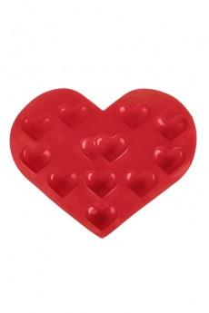 Форма для льда «Сердечки»