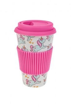 Стакан для чая/кофе «Счастливый единорог»