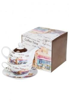 Набор чайный «Города»