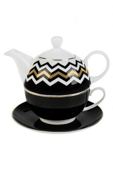 Набор чайный «Зигзаг»