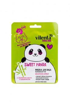 Маска тканевая для лица «ANIMAL - Sweet Panda»