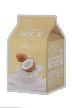 КОРЕЯ A'Pieu Маска для лица тканевая «Chocolate Milk»