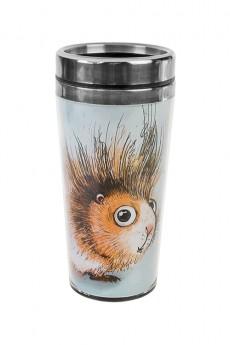 Термокружка с крышкой «Мне нужен кофе»