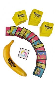 Игра настольная развлекательная «Банана бум»