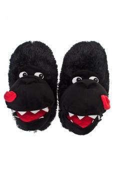 Тапочки домашние «Смешная горилла»
