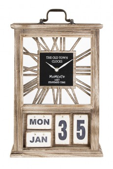 Часы настольные «Вечность»