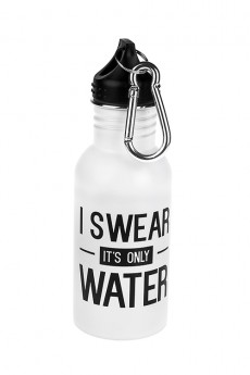 Фляжка спортивная «Клянусь, это вода»