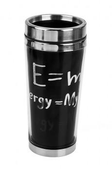 Термокружка с крышкой «Кофейная формула»
