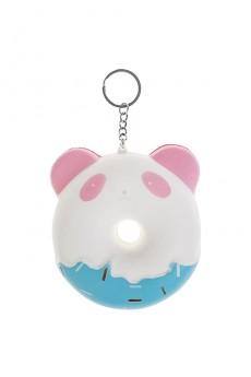 Брелок-сквиш «Розовая панда»