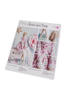 Набор для шитья «Мягкая кукла Джун»