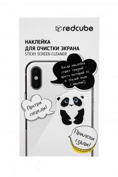 Наклейка для очистки экрана «Милая пандочка»