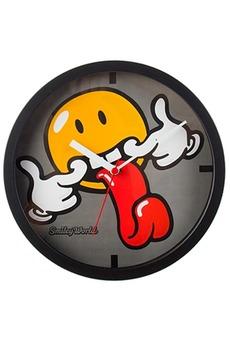 Часы настенные «Смайлик-дразнила»