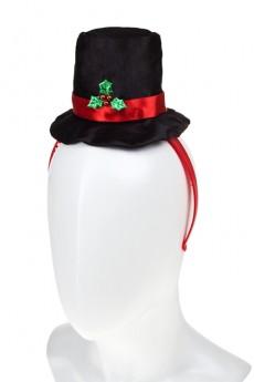 Обруч на голову для взрослых «Шляпка»