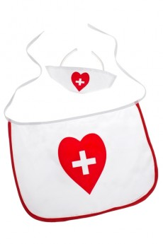 Набор маскарадный для взрослых «Медсестра»