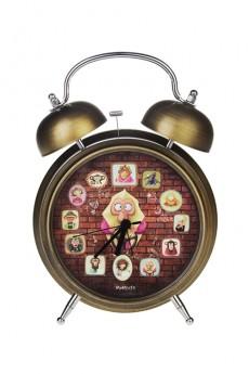 Часы настольные «Портреты обезьянок»