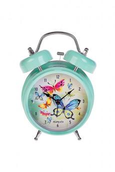 Часы настольные «Акварельные бабочки»
