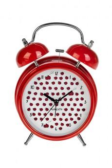 Часы настольные «Нашествие божьих коровок»