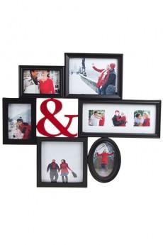 Рамка для 8-ми фото «Ты и я»